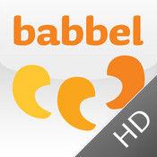 App von Babbel fürs Apple Ipad