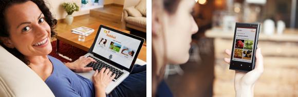 Mit Babbel am Laptop, Tablet oder Smartphone lernen